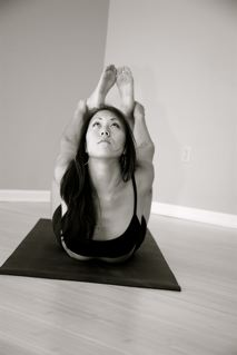 Dhanurasana - (Bow Pose)
