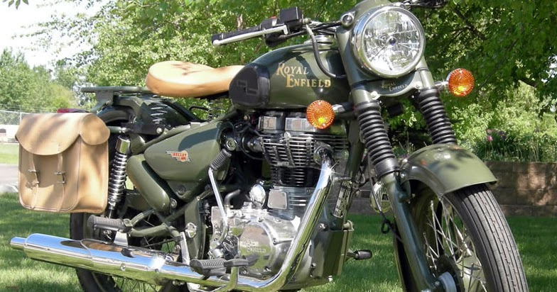 RoyalEnfields.com: Royal Enfield G5 Military looked ready ...