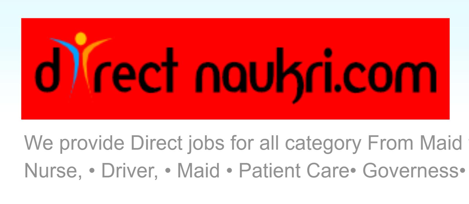 Direct Naukri.com