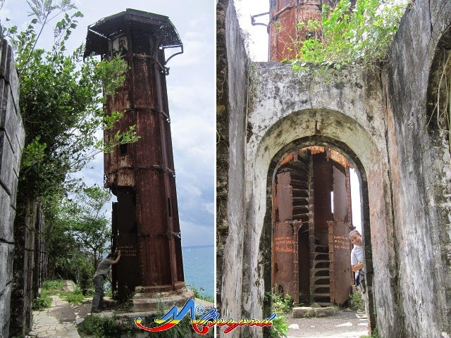 Guisi Lighthouse, lighthouses in the philippines, philippine lighthouse, what to do in guimaras, guimaras tourist attractions, guimars tourist spots