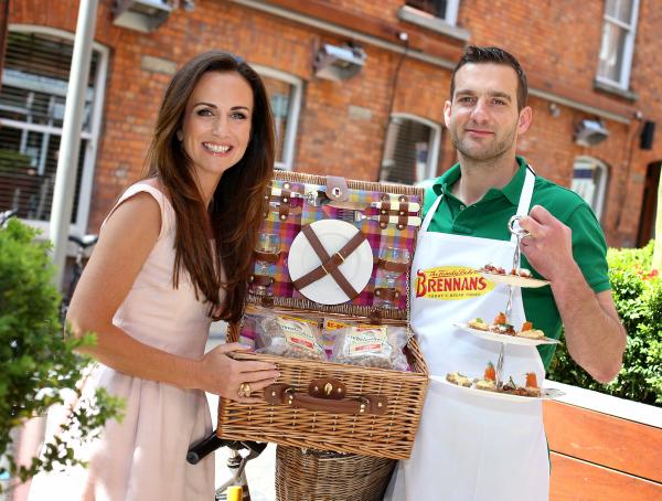 Andrew Rudd for Brennans Wholewheat Irish Bread