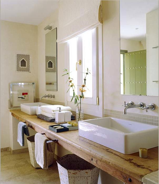 O espa o de eva ideas de ba os de variados estilos - Gresites para banos ...