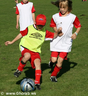 Playing Sport - ممارسة الرياضة
