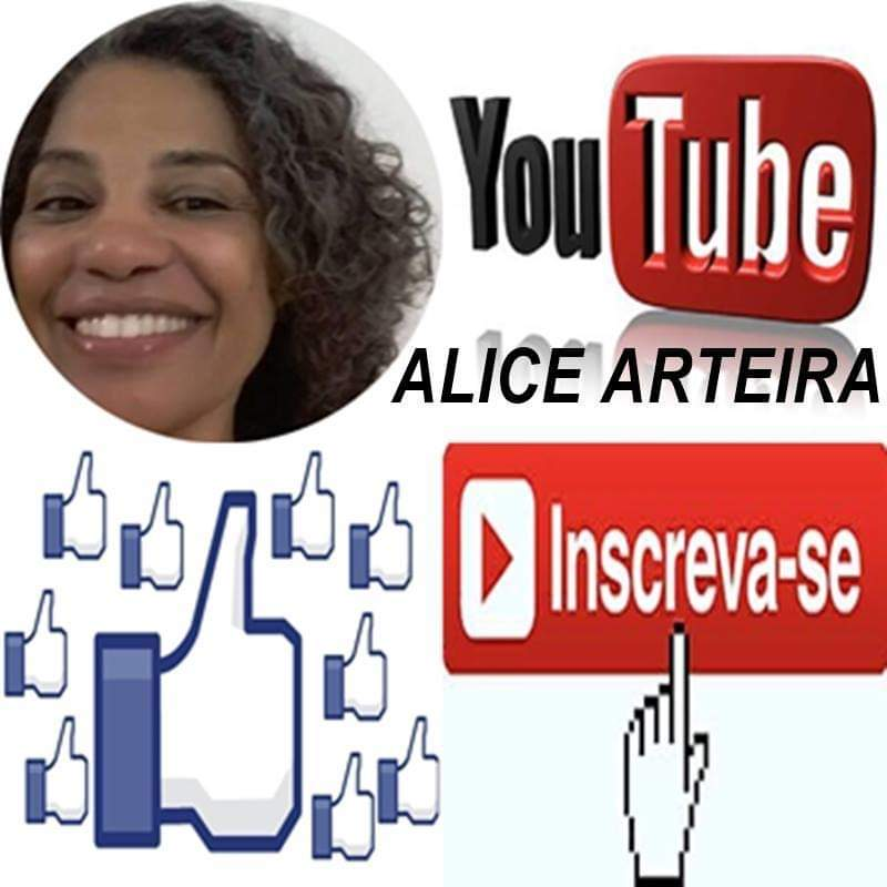 Artesanato Alice Arteira