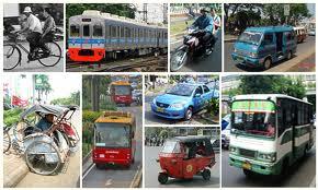 Perkembangan Teknologi Transportasi Darat