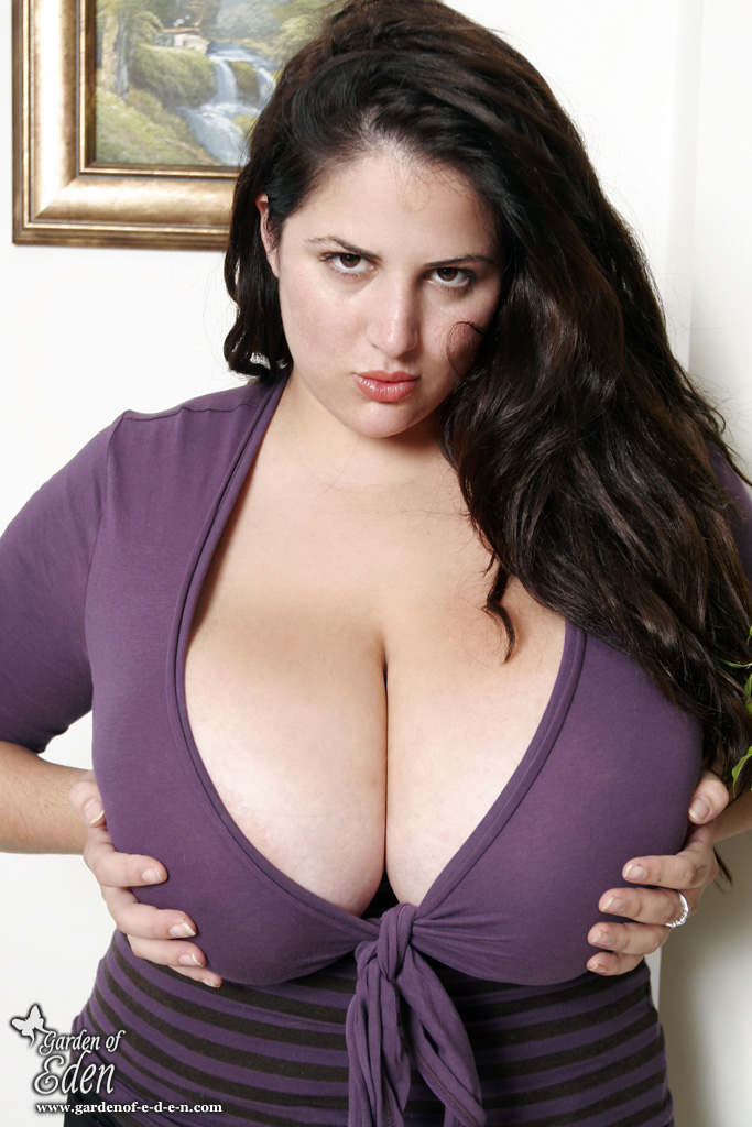 Hot busty eden garden says her