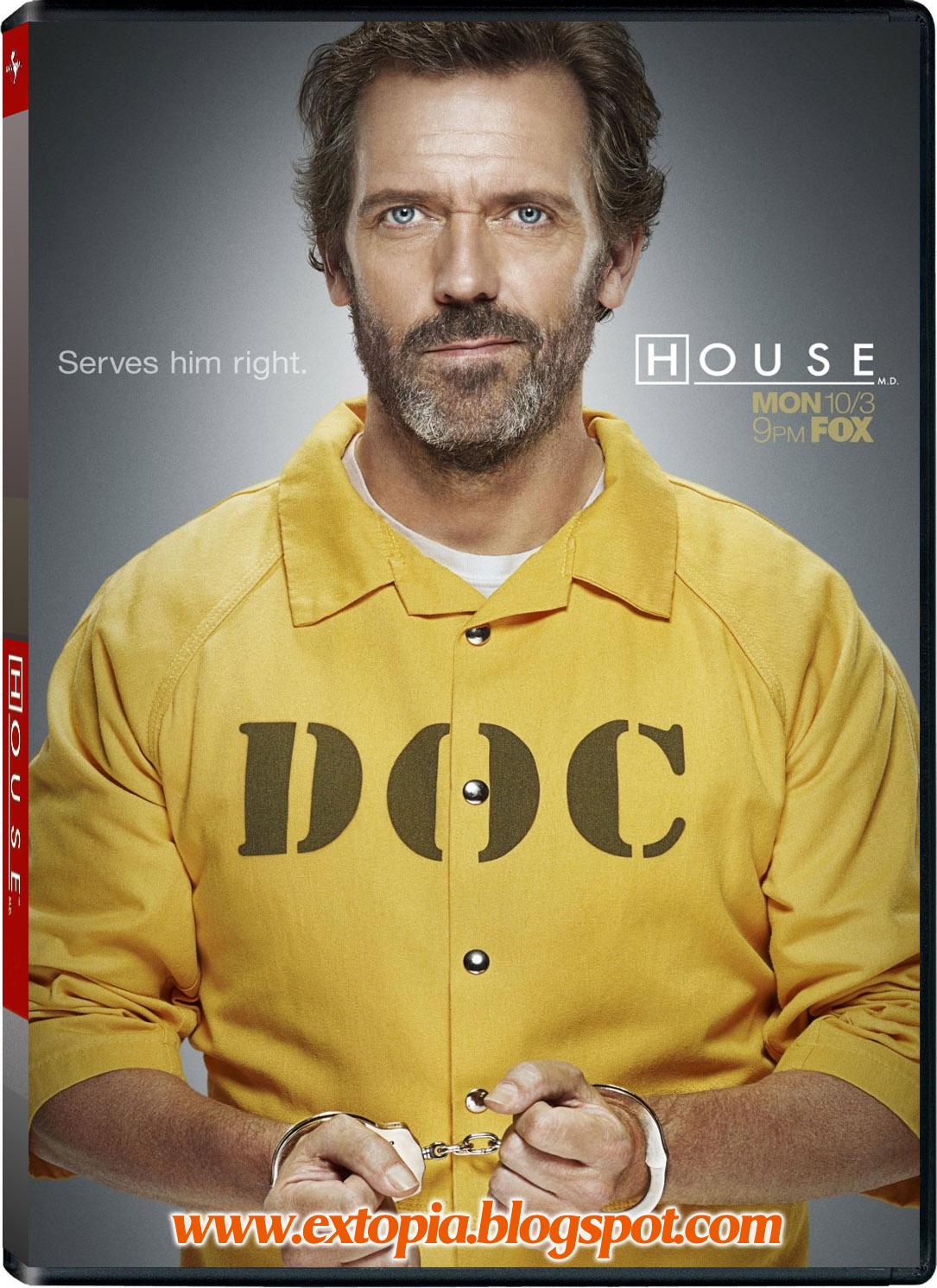 House S08E06 HDTV XviD-LOL