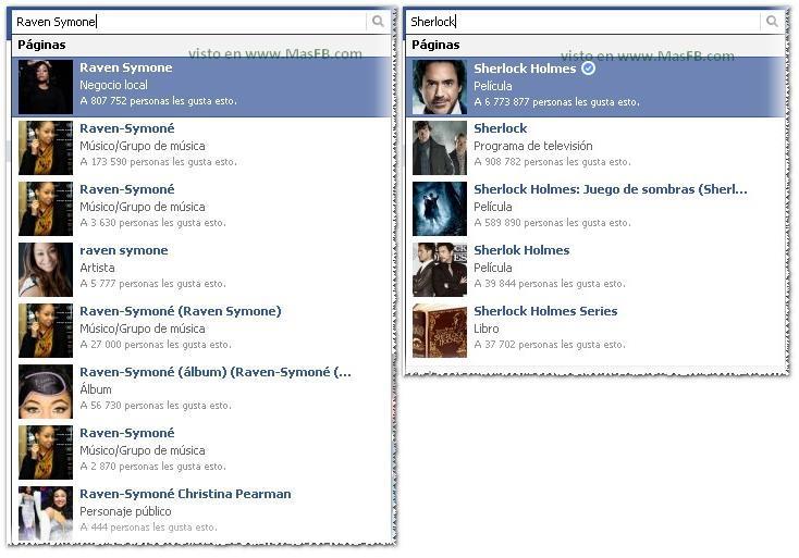 Reclamación Facebook