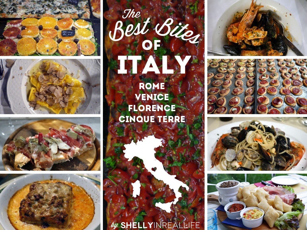 The Best Bites Of Italy Rome Venice Florence And Cinque Terre - The best places to eat in rome