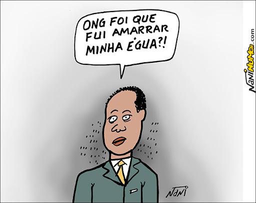 O ex-ministro Orlando Silva e as ONGs
