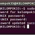 Mengganti Password Pengguna di Linux Ubuntu