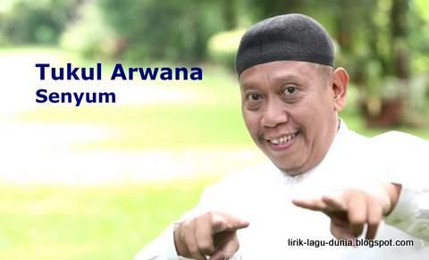 Tukul Arwana Senyum
