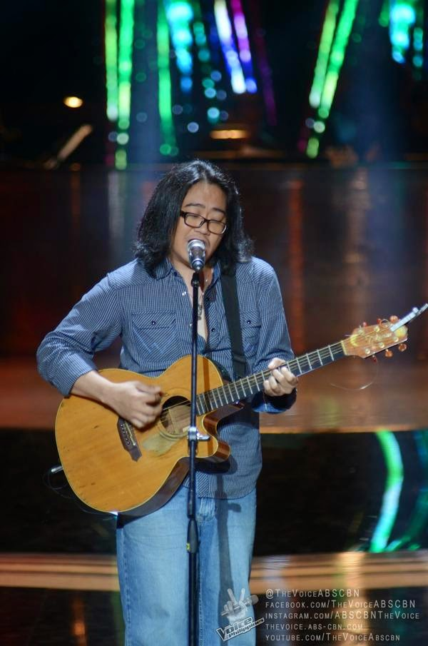 Joniver Robles is 6th 4-chair turner on 'The Voice Philippines' Season 2