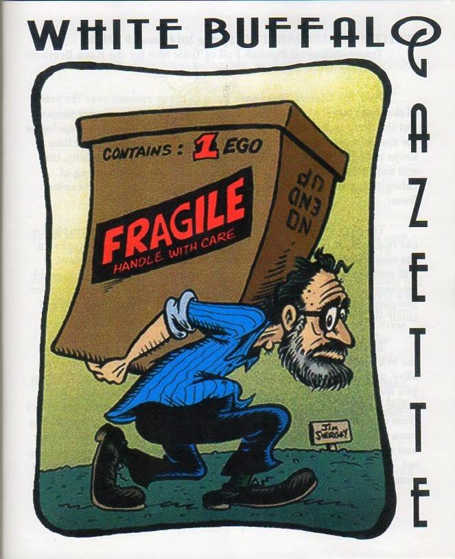 White Buffalo Gazette
