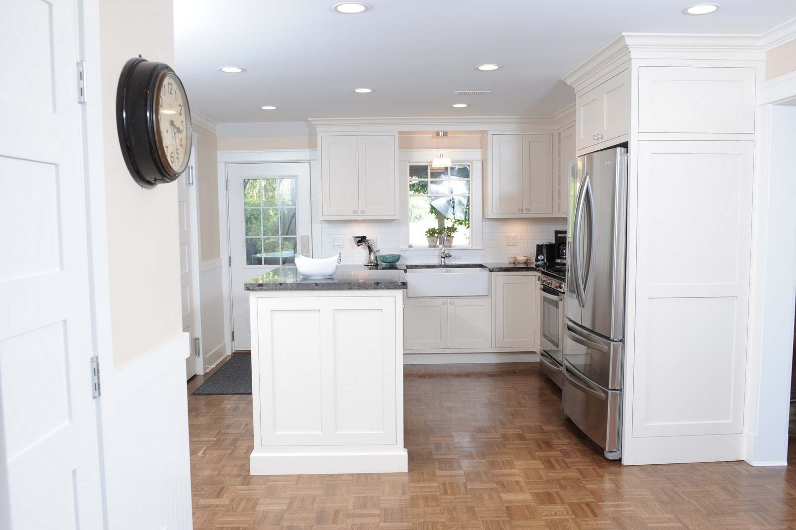 Inhabit what to consider when renovating your kitchen for Open concept galley kitchen designs