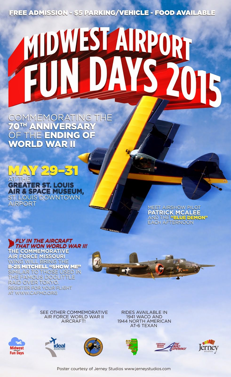 Midwest Airport Fun Days 2015