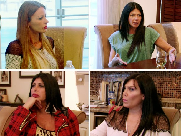 who is renee dating on mob wives Much in the same vein as the bravo real housewives franchise, vh1 developed its mob wives series debuting on april 17, 2011, the concept for the show is credited to jennifer jenn graziano, sister of renee graziano, one of the featured women on the show.