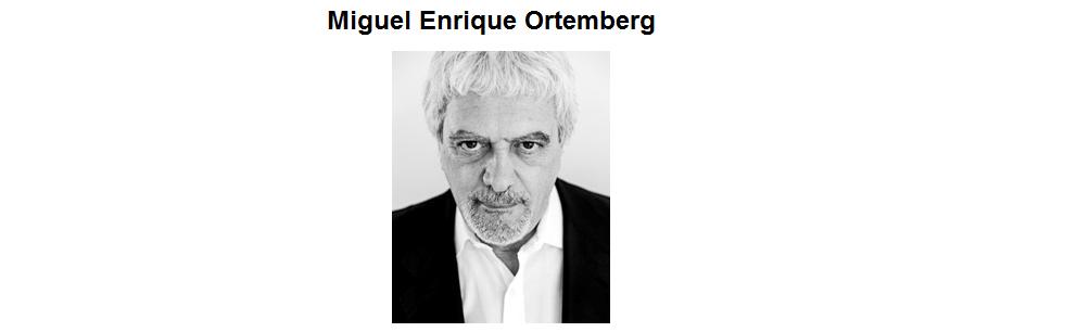 Miguel Ortemberg escritor