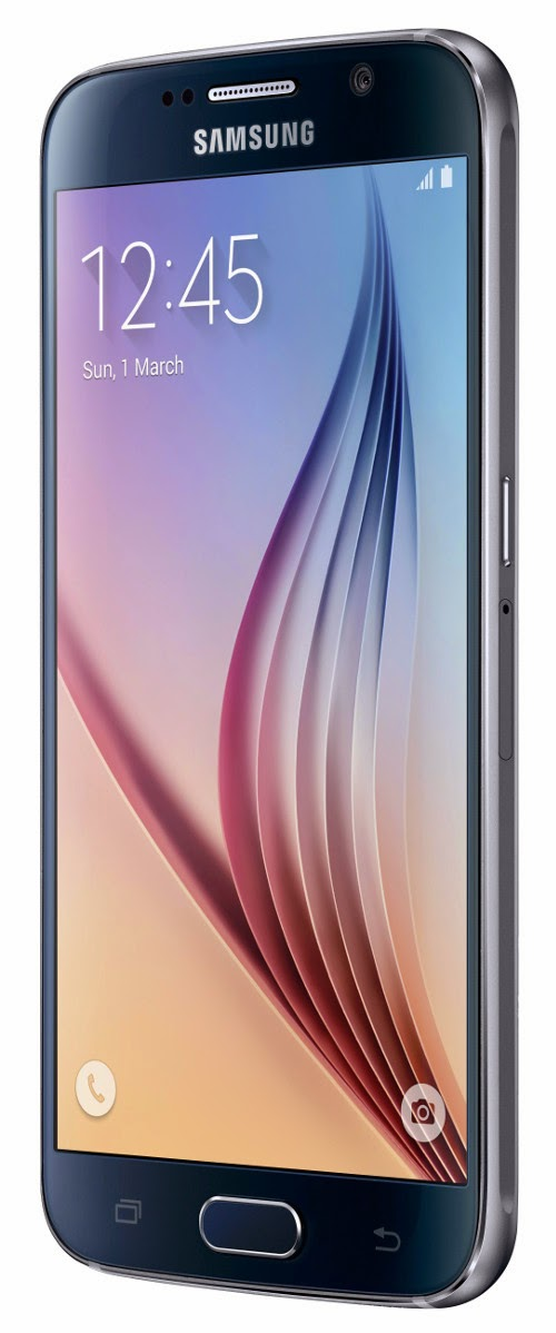 Samsung Galaxy S6 - G920F Black Sapphire