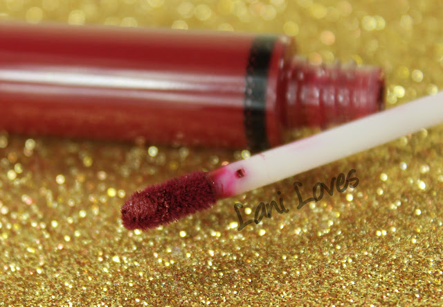 Australis Velourlips Matte Lip Cream - DOO-BAI Swatches & Review