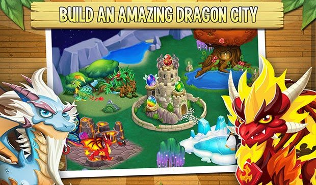 Dragon City Gratis download