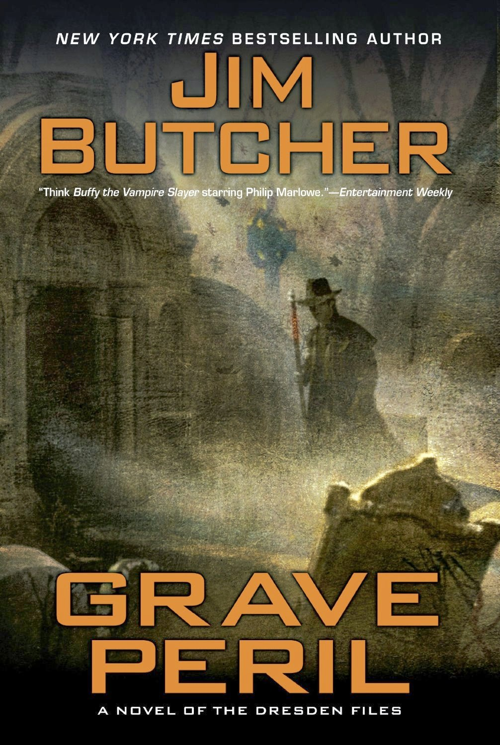 Book Review: Grave Peril (Dresden Files, Book 3), By Jim Butcher
