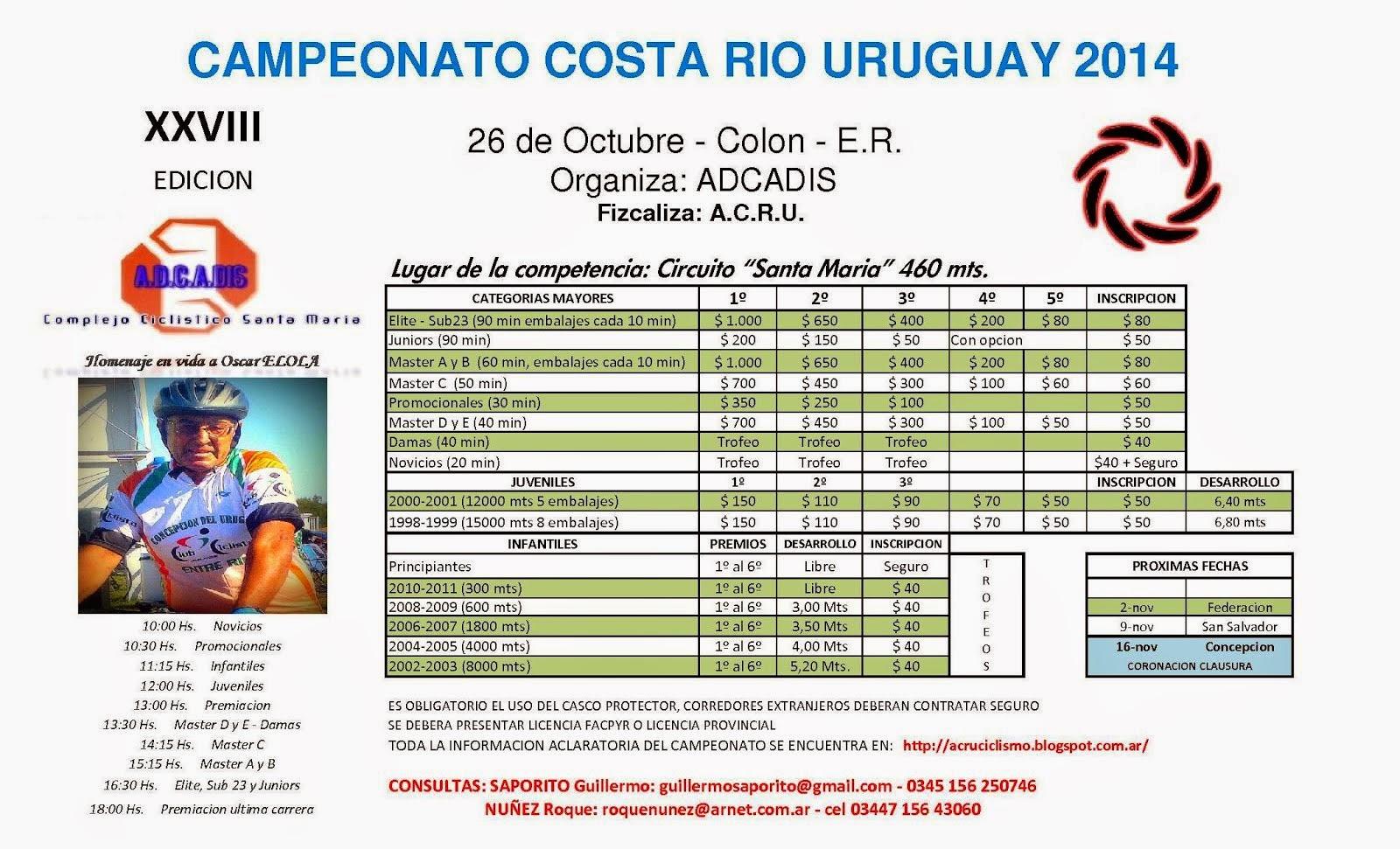 1ºF Clausura 2014