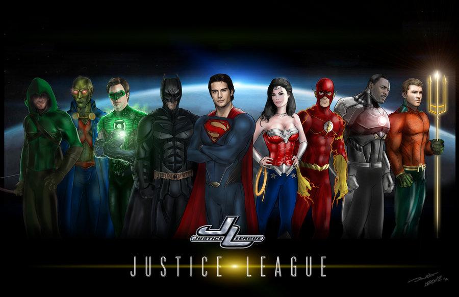 The justice legue movie