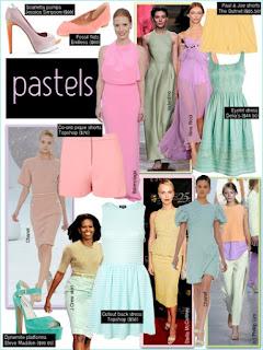 Pastels!