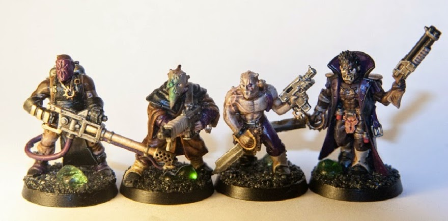 My Chaos Cultists