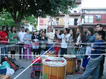 cuenteando entre los hilos/jornada cultural en el maldonado
