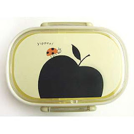 Awww! A Bento in Honor of My NatieBug!