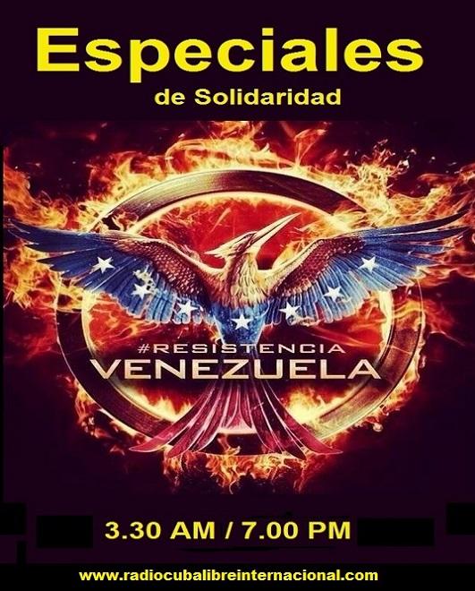 Solidaridad Venezuela