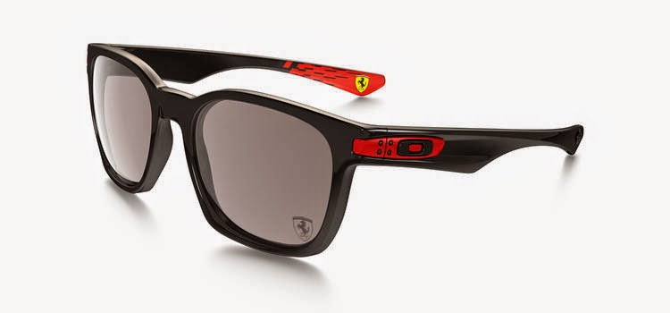 Special Edition Ferrari Oakley Garage Rock Sunglasses - As Worn by Fernando Alonso