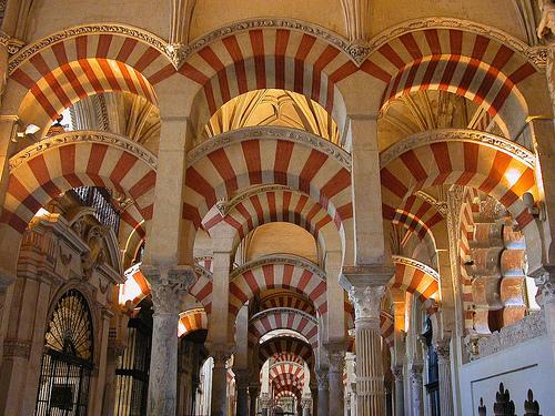 Baños Romanos En Toledo:Arteazuer: La arquitectura califal cordobesa La Mezquita de Córdoba