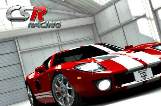 CSR Racing Game