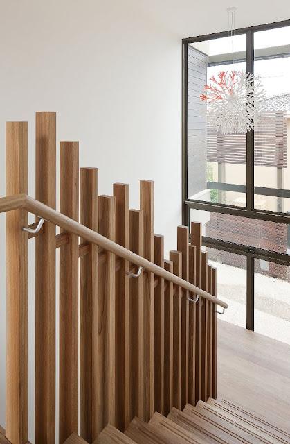 Barandas originales para escaleras escaleras bonitas y todo sobre escaleras - Barandas de madera para escaleras ...