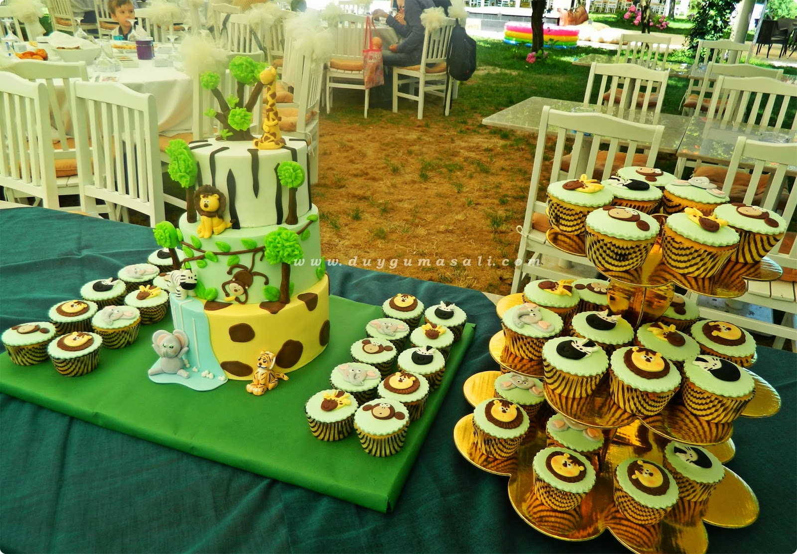 edirne 1 yaş butik pasta cupcake