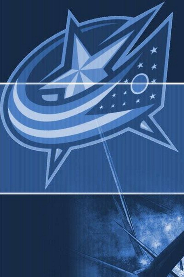Blue Jackets - Download IPhoneiPod TouchAndroid Wallpapers BackgroundsThemes