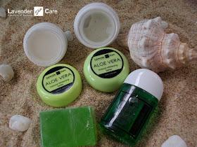 cream aloe vera