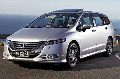 2013 Honda Odyssey Price