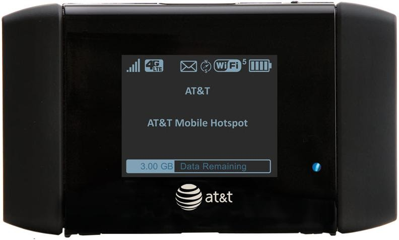 Elevate 4G - AT&T Mi-Fi 4G LTE HSPA+