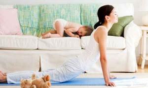Bí quyết giảm đau lưng sau sinh hiệu quả