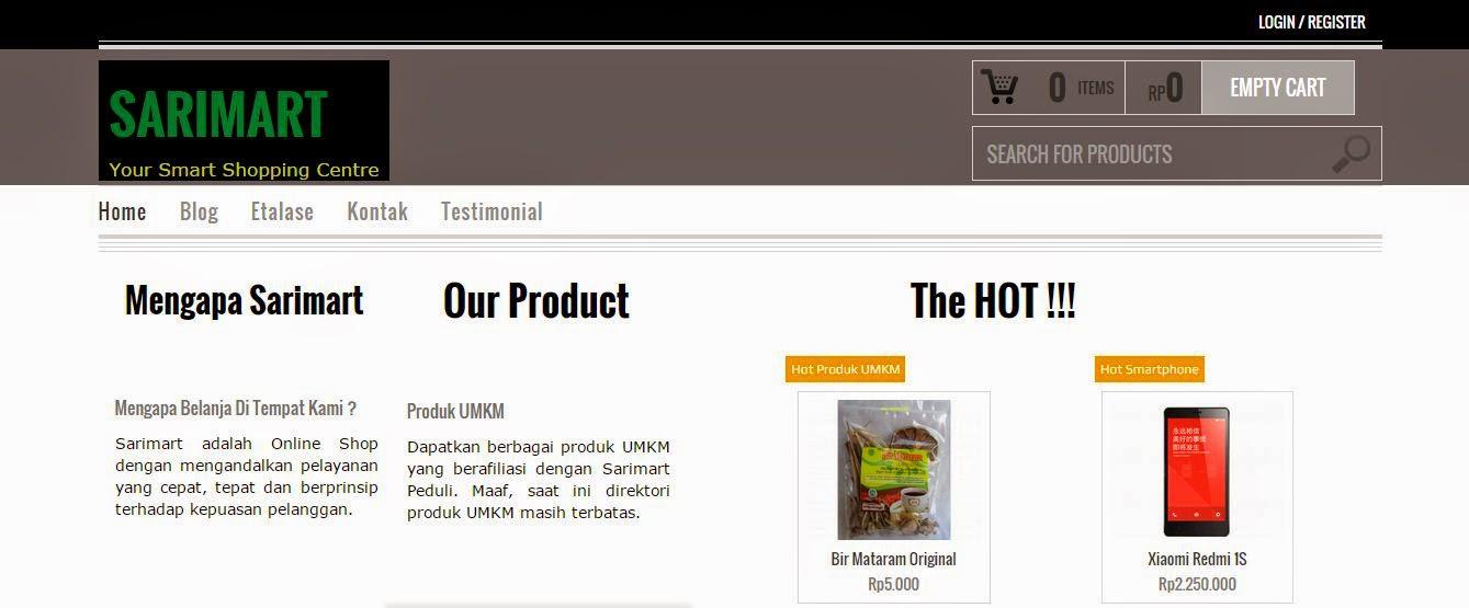 Bazar Premium E Commerce Wordpress Themes
