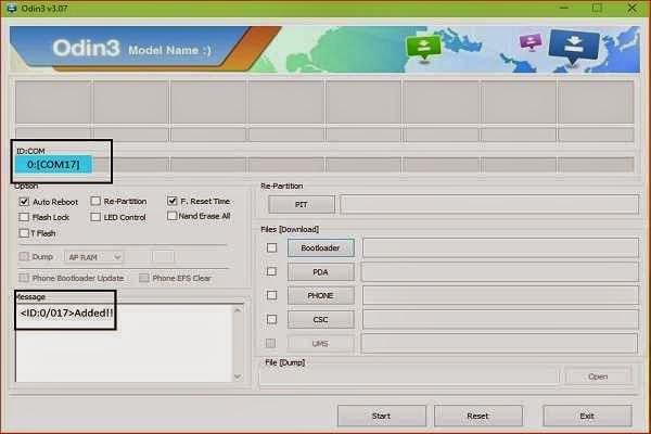 root samsung gaalaxy e7 sm-e7000 blue tab