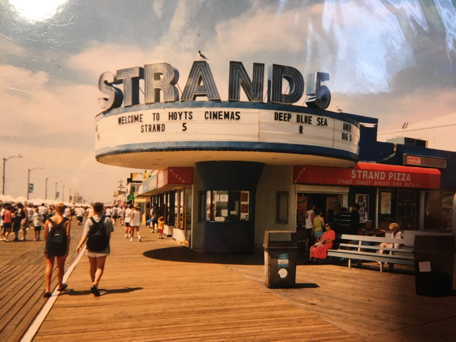 The Strand Theater, Ocean City