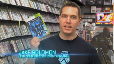 XCOM: Enemy Unknown - Jake Solomon - We Know Gamers