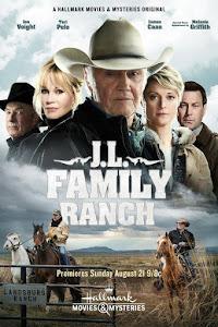 JL Ranch Poster