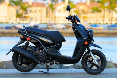 2012 Yamaha Zuma 125 Review   Auto Moto