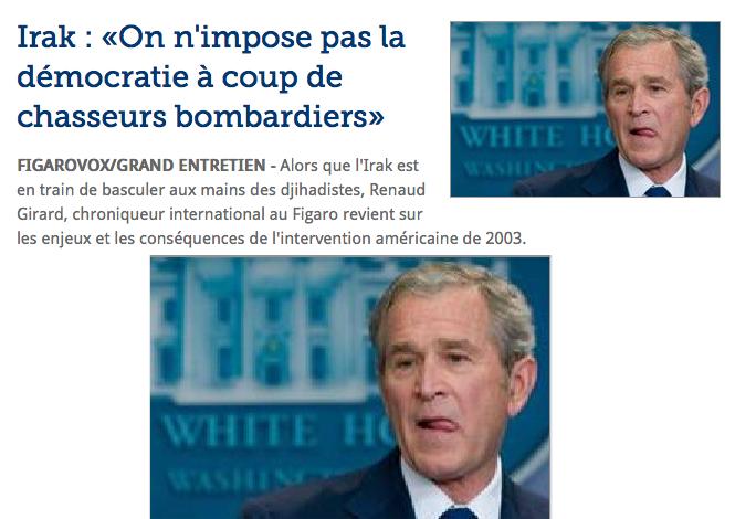 http://www.lefigaro.fr/vox/monde/2014/06/13/31002-20140613ARTFIG00424-irak-on-n-impose-pas-la-democratie-a-coup-de-chasseurs-bombardiers.php
